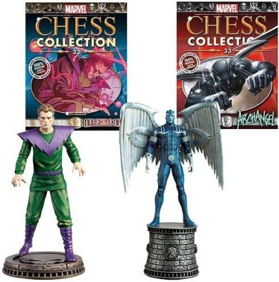 Eaglemoss Publications Marvel Chess Figurine Collection Magazine 32 Molecule Man