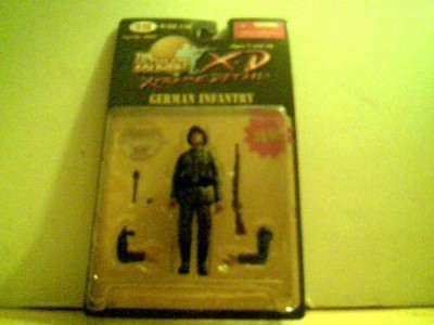 21st Century Toys The Ultimate Soldier Xd German Infantry (10207) Scale 118