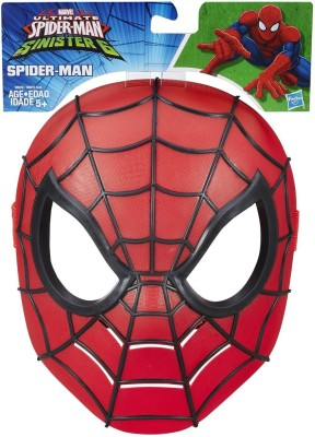 Funskool Spider Man Spider Man Hero Mask Action Figure