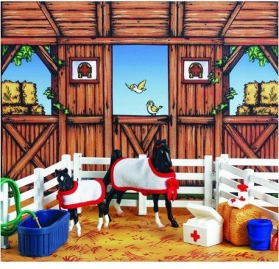 Reeves International Inc. Breyer Stablemates Horspital Play Set