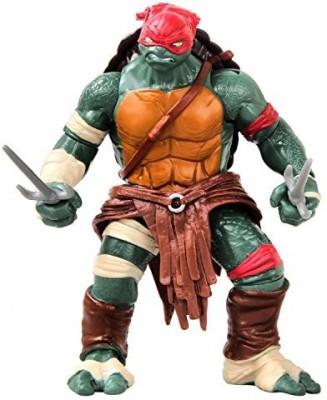 Teenage Mutant Ninja Turtles Movie Deluxe Raphael