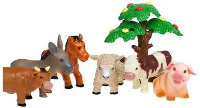 Animal Planet Ba Barnyard Playset