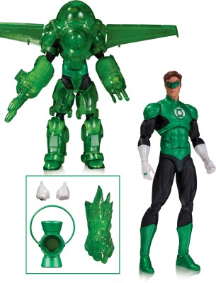 DC Collectibles DC Icons Green Lantern Hal Jordan Dark Days DLX Action Figure