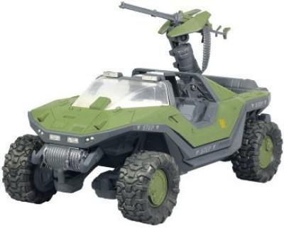 McFarlane Toys Halo Reach Series 1 Deluxe Warthog Vehicle Box Set