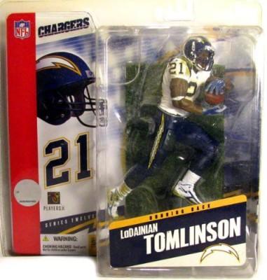 McFarlane Toys Nfl Sports Picks Series 12 Ladainian Tomlinson (San Diego