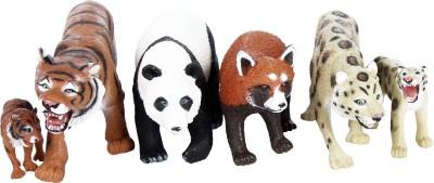 Wild Republic Polybag Asian Mountain Collection
