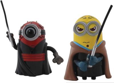 Tootpado Cartoon Space Wars Super Hero Action Figure Toys (1c328) - Pack of 2