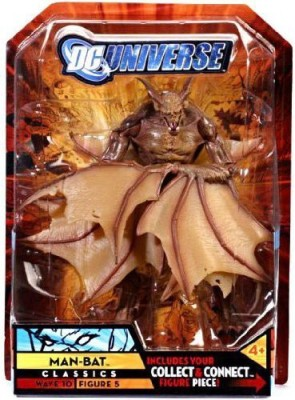 DC COMICS Mattel DC Universe Classics Man-Bat, Wave 10 Action Figure.