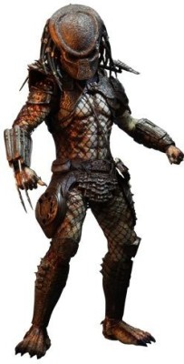 Hot Toys Predator 2 Movie Masterpiece 14 Inch City Hunter