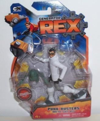 Mattel Generator Rex Punk Busters Rex 4