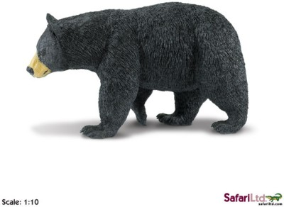 Safari Ltd Ww Black Bear
