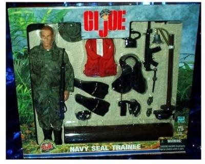 G I Joe Navy Seal Trainee Set 12