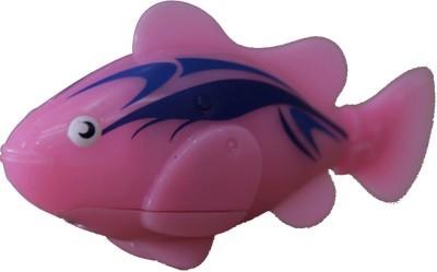 Adraxx Clownfish Water Sensitive Robot Fish for Kids Aquarium