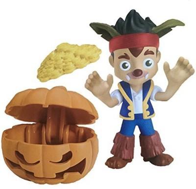 Fisher-Price Jake And The Neverland Pirates Halloween Jake Werewolf
