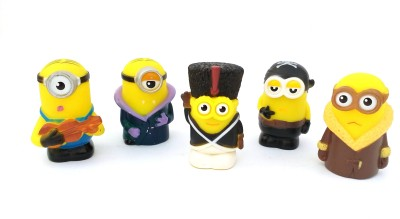asa products minions despicable set of 5