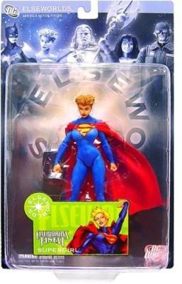 DC COMICS Direct Elseworlds Finest Supergirl Series 3