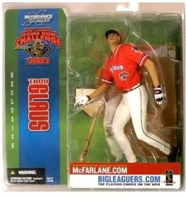 Unknown Mcfarlane Smlb Big League Challenge Troy Glaus