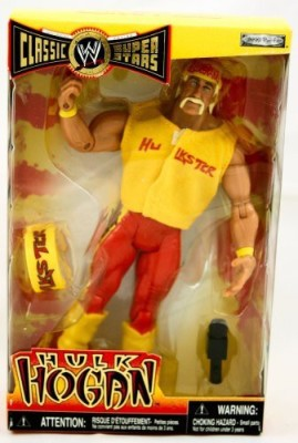 WWE Wrestling Exclusive Limited Edition Hulk Hogan (The Day