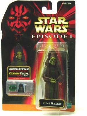Star Wars Episode 1 Rune Haako