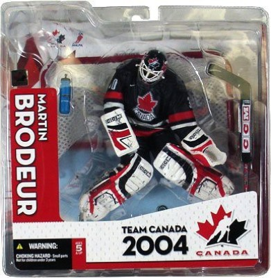 Unknown Nhl Sports Picks Team Canada Martin Brodeur