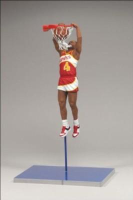 McFarlane Toys Nba Sports Picks Legends Series 4 Spud Webb (Atlanta Hawks)