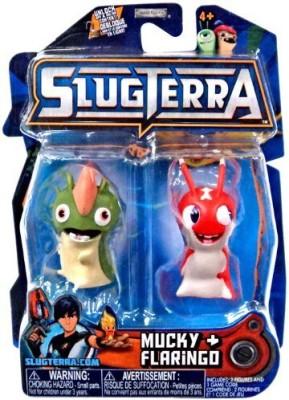 SLUGTERRA Series 3 Mini Smucky + Flaringo