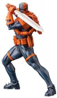 Kotobukiya New 52 Dc Comics Deathstroke Artfx Statue