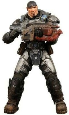 NECA Gears of War Series 1 Action Figure Marcus Fenix