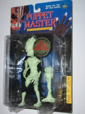 Puppet Master San Diego Comic Con Sdcc 1998 Exclusive The Totem