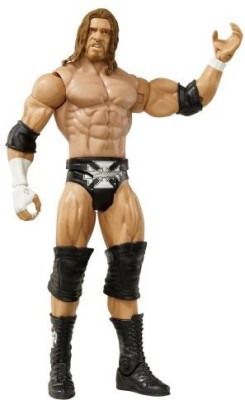 Mattel WWE Triple-H Wrestlemania 21 Figure Series 16