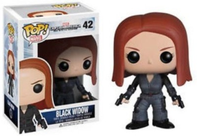 Funko Pop Heroes Captain America Movie 2 Black Widow