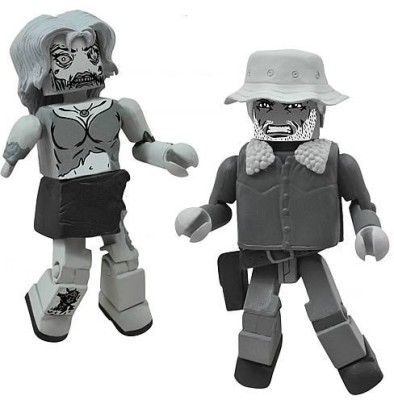 Diamond Select S Walking Dead Halloween 2012 B And W2Pack