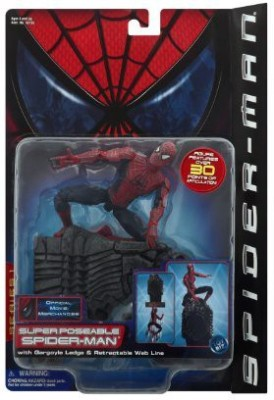 Marvel Spider-Man Movie Super Poseable