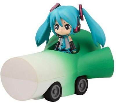FREEing Nendoroid Plus Vocaloid Pullback Cars Miku & Spring Onion