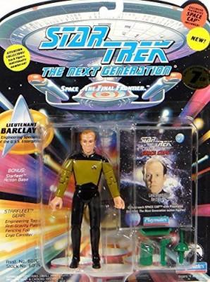 Star Trek The Next Generation Lieutenant Barclay