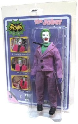 Figures Toy Company Batman Classic 1966 Tv Series 1 Joker