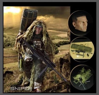 Super System Highly Dettail 12,, Special Forces Digital Desert Camouflage