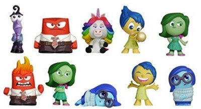Funko Disney/Pixar Inside Out Mystery Mini Vinyl (4Pack)