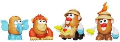 Mr Potato Head Playskool Mr. Potato Head Little Taters Big Adventures Spud Safari Set