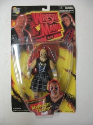 WWF Wrestlemania Xiv Headbanger Thrasher