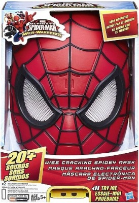 Hasbro Spider-Man Wise Cracking Spidey Mask