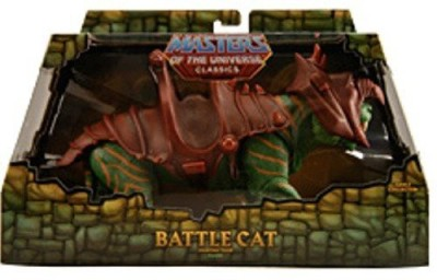 Masters of the Universe Classics Heman Exclusive Battle Cat Fighting Tiger Of Eternia