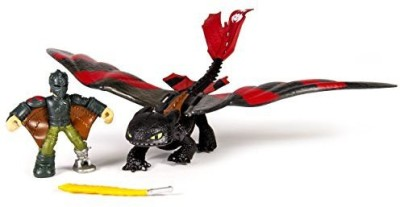 Dreamworks Dragons Dragon Riders,Hiccup & Toothless