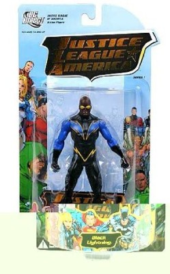 DC COMICS Direct Justice League Of America Series 1 > Black