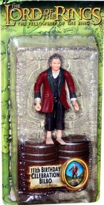 The Lord Of The Rings 111Th Birthday Celebration Bilbo With Party Barrel