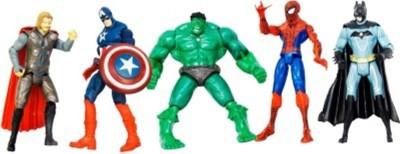 SIDHIVINAYAK ENTERPRISES Mini Super Heroes