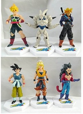 JapanCos Tl Cute Anime Dragon Ball Z Characters Batak Son