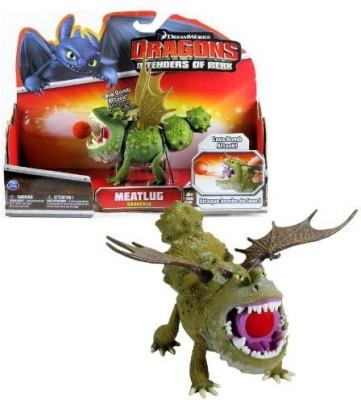 SpinMaster Dreamworks Dragons Defenders Of Berk Dragon Meatlug Gronckle