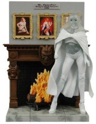 Marvel Select Emma Frost (White Queen) Diamond Clear Variant