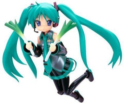 Max Factory Lucky Star Hiiragi Kagami Hatsune Miku Vocaloid Cosplay Figma Action Figure by